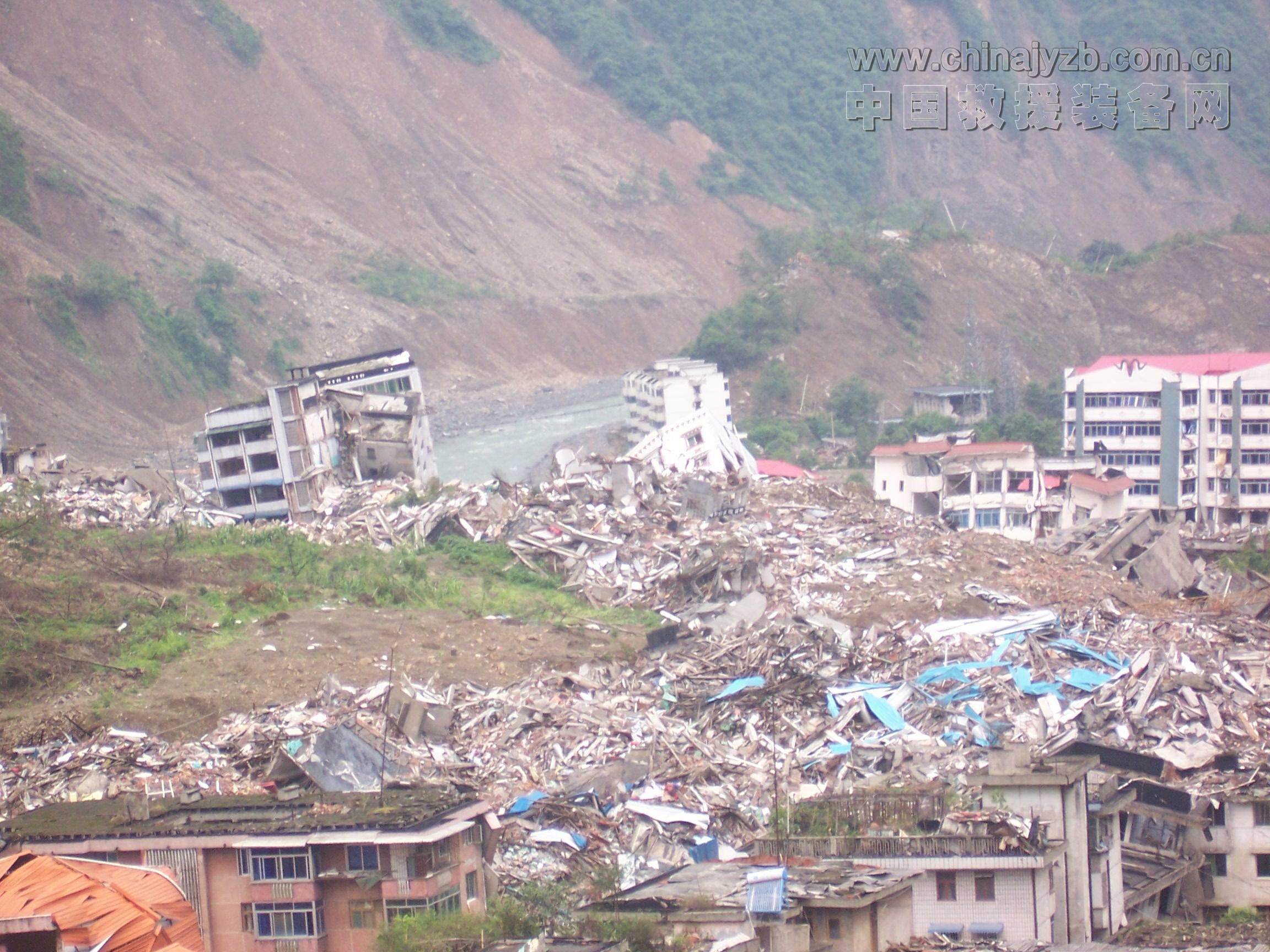 【独家报道】中国、墨西哥两国地震救援的发展