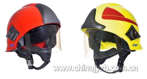 德国德尔格drger头盔前盔盖(消防救援头盔配套