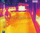 法国Leader TIC Bi-Ocular红外热成像仪彩色模式
