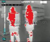 法国Leader TIC Bi-Ocular红外热成像仪暖色模式